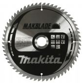Makita 190x20mm TCT MAKBlade Mitre Saw Blade - 24 Teeth (B-08894)